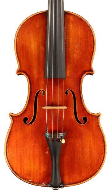 Magnifique violon fait par Ettore Soffritti...