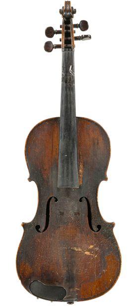 Violon français 18ème fait par Nicolas Augustin...