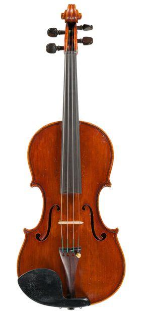 Superbe violon de Paolo Di Barbieri à Gênes...