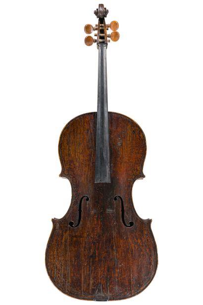 Très intéressant violoncelle de L'école...