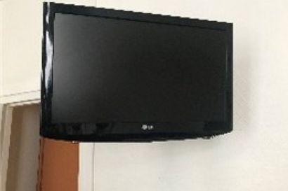2 Télévisions LG 66 cm.  Ch 201, 202