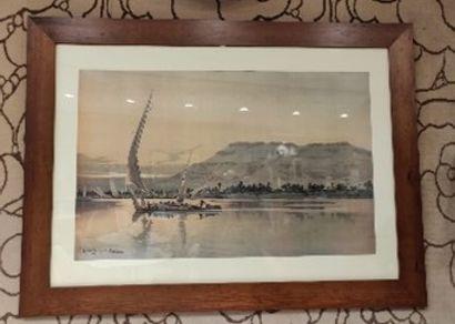 Entier mobilier de l'Hôtel de Suez