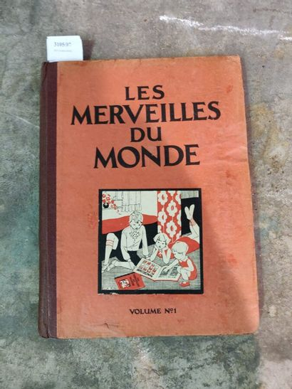 MERVEILLES DU MONDE Volume 1