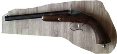 Pistolet de salon cal. 5.5 poinçon de FLOBERT...