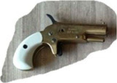 Pistolet DERRINGER VEST POCKET Cal. 1. Carcasse...