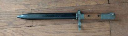 Baionnette Modèle 1884 98-3 3ème type fusil...