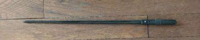 Baïonnette MAS 36, 2ème type.