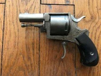 Revolver type BRITISH BULLDOG Cal. 320. Oxydations...