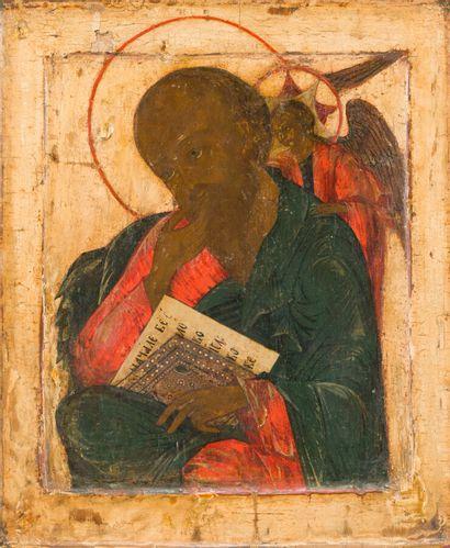 Saint Jean l'Evangéliste  Icône d'origine...