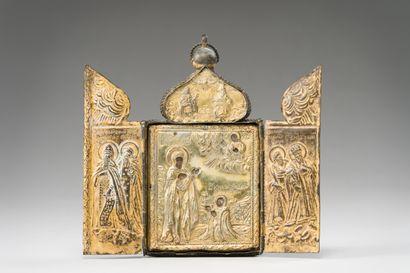 L'Apparition de la Vierge au Saint Prince...