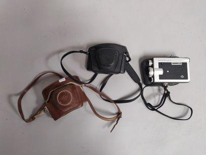 Caméra Micro Flex Agfa,  Appareil photo Ampli...