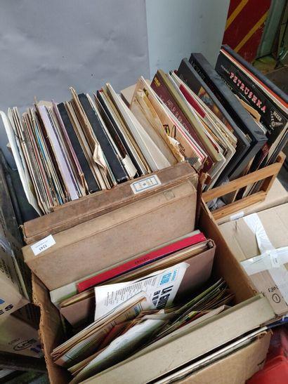 Lot de disques, DVD