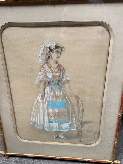 BASSOMPIERRE-SWERIN, Aimé Henri Edmond (1809-1896)...