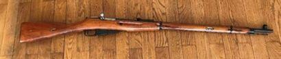 Carabine à répétition, calibre 30/284 Winchester...