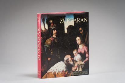 66. Catalogue raisonné de ZURBARAN, 1 vol....