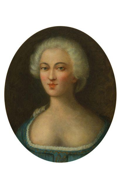 28. École Française de la fin du XVIIIe siècle...