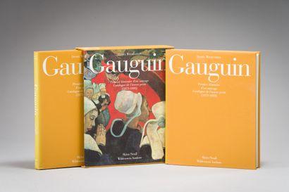 64. Catalogue raisonné de l'Oeuvre peint...