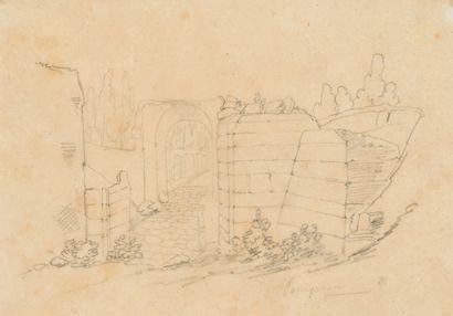 8. Théodore Caruel d'ALIGNY (Chaume 1798...