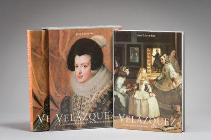 68. Catalogue raisonné de VELASQUEZ, 2 vol....