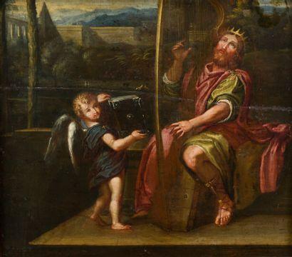 20. École italienne du XVIIe siècle, d'après...