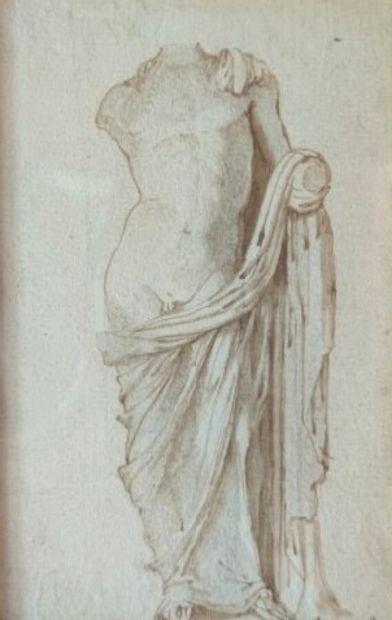3. École italienne du XVIIe siècle  Antique...