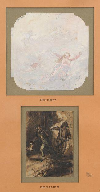 9. Paul BAUDRY (Roche-sur-Yon 1828 - Paris...