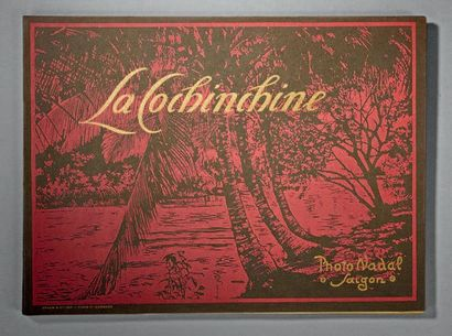 «L'Annam, guide du touriste», 1 vol. Imprimerie...