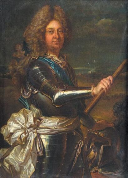 Attribué à Hyacinthe RIGAUD (1659- 1743)