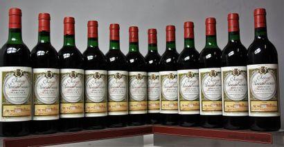 12 bouteilles CHÂTEAU RAUZAN GASSIES - 2e...