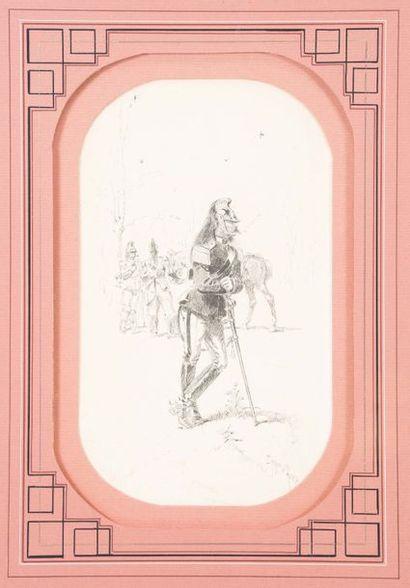 D'après CARAN D'ACHE (1858-1909)