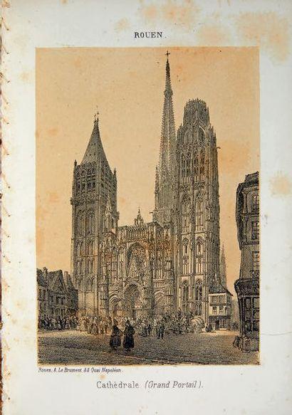 [...]. Rouen, dans la poche. À Rouen, A....