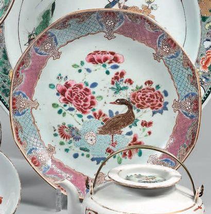 CHINE, Compagnie des Indes - Époque Yongzheng (1723-1735)