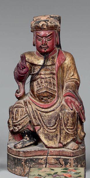 CHINE - XIXe siècle<