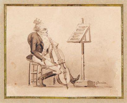 Charles GOMIEN (1808-1876)