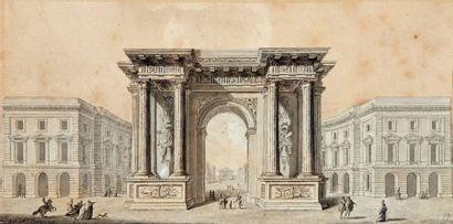 Alexandre-Théodore BRONGNIART (1739-1813)