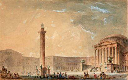 Jean-Baptiste MARÉCHAL (actif à la fin du XVIIIe siècle)