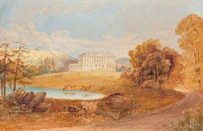 Copley FIELDING (1787-1885)