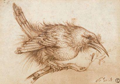 ÉCOLE PROBABLEMENT HOLLANDAISE, d'après un maître italien du XVIe siècle