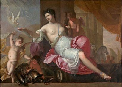 Attribué à Mattheus TERWERSTEN (1670-1757)
