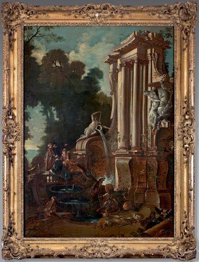 Jacques de LAJOUE (1686-1761)