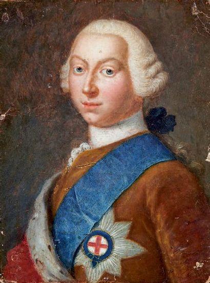 Ecole Anglaise du XVIIIe siècle