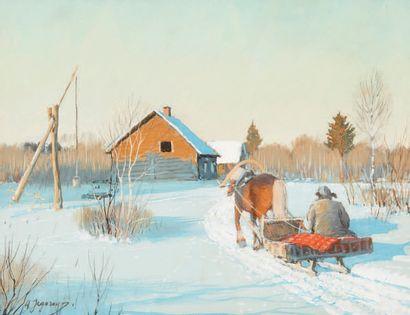Andrei JEGOROU (1878-1954)