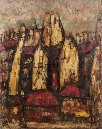 Henri Maurice D'ANTY (1910-1998)