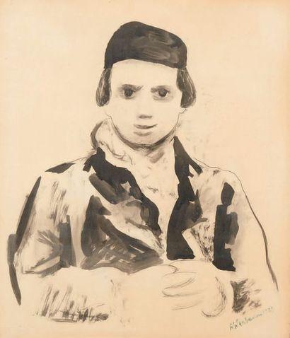 Abraham WEINBAUM (1890-1943)
