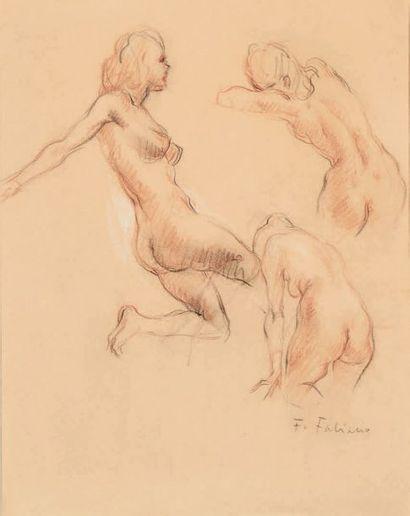 Fabien FABIANO (1883-1962)