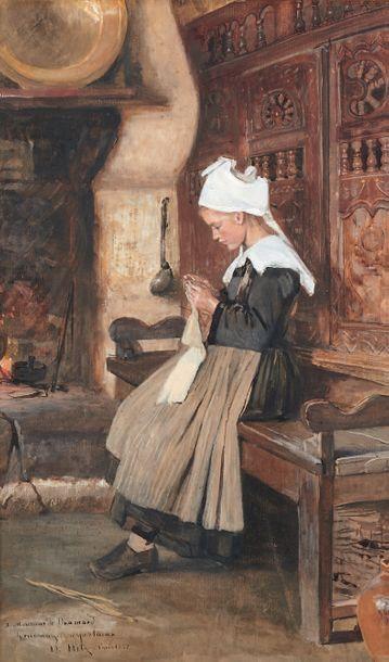 Dora HITZ (1856-1924)