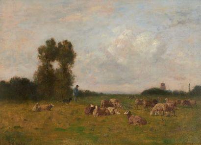 Jean pezous (1815-1885)