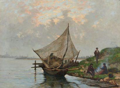 Hector HANOTEAU (1823-1890)