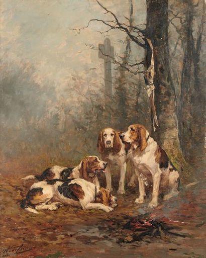 Olivier Charles DE PENNE (1831-1897)