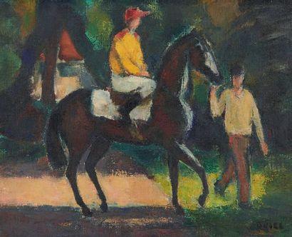 Jean DRIESBACH dit DRIES (1905-1973)